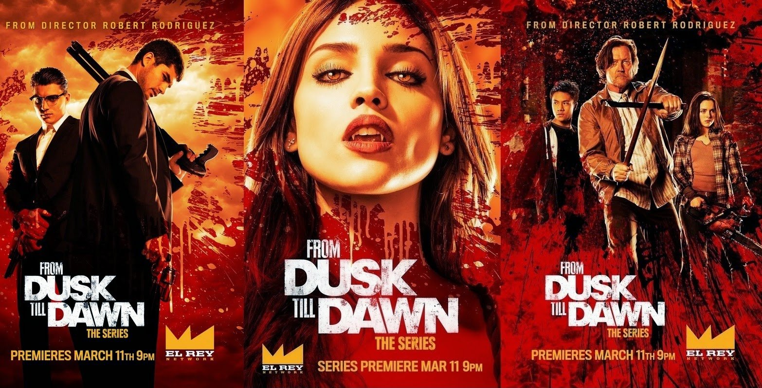 Eiza gonzalez from dusk till dawn s2e01 1